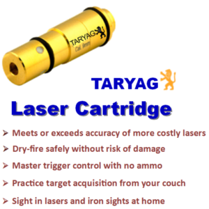 TARYAG Laser Cartridge